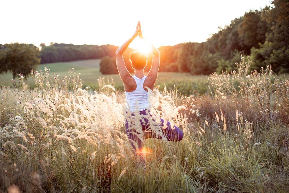 Pfad des Yoga - Niyama-Marion Schaffer