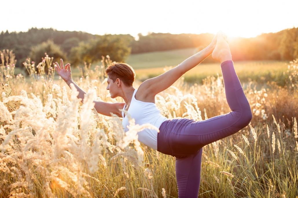 Niyama Yoga, Natarajasana